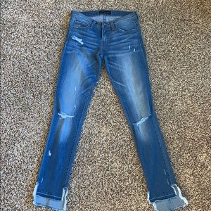 PERFECT CONDITION size 25 Flying Monkey Jeans